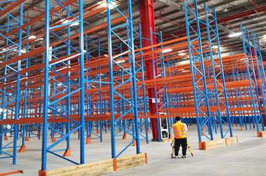 怎么做好仓储货架安全管理检测?