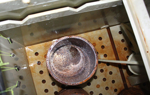 黄铜耐脱锌腐蚀试验